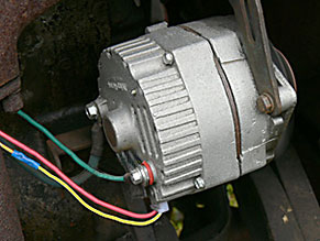 alternator hookup our massey ferguson fe35 tractor tractor photos and information tractor dynamo wiring diagram at soozxer.org